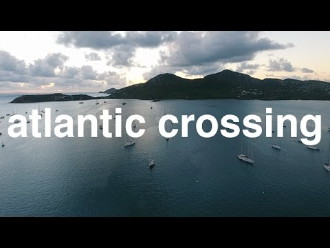 Super Yacht Atlantic crossing