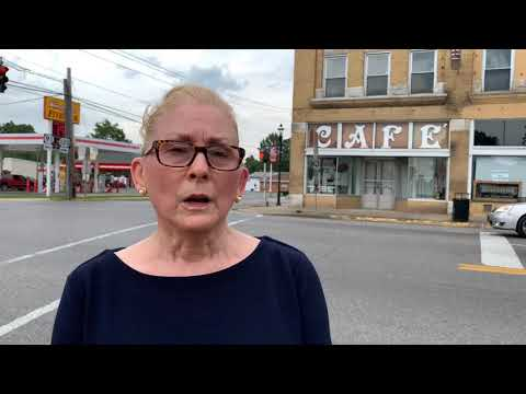 Marion, Kentucky Virtual Tour: City Drug, Ben Franklin And More