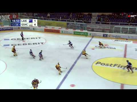 Highlights: Lakers vs Genf-Servette