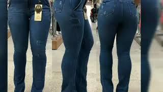 Via Áurea jeans de deluxe