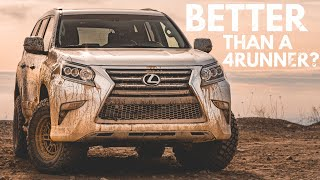 "Is this ""soccer mom"" GX460 better than a 4Runner?"