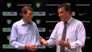 2013 USL PRO Championship Preview - Orlando City vs. Charlotte Eagles