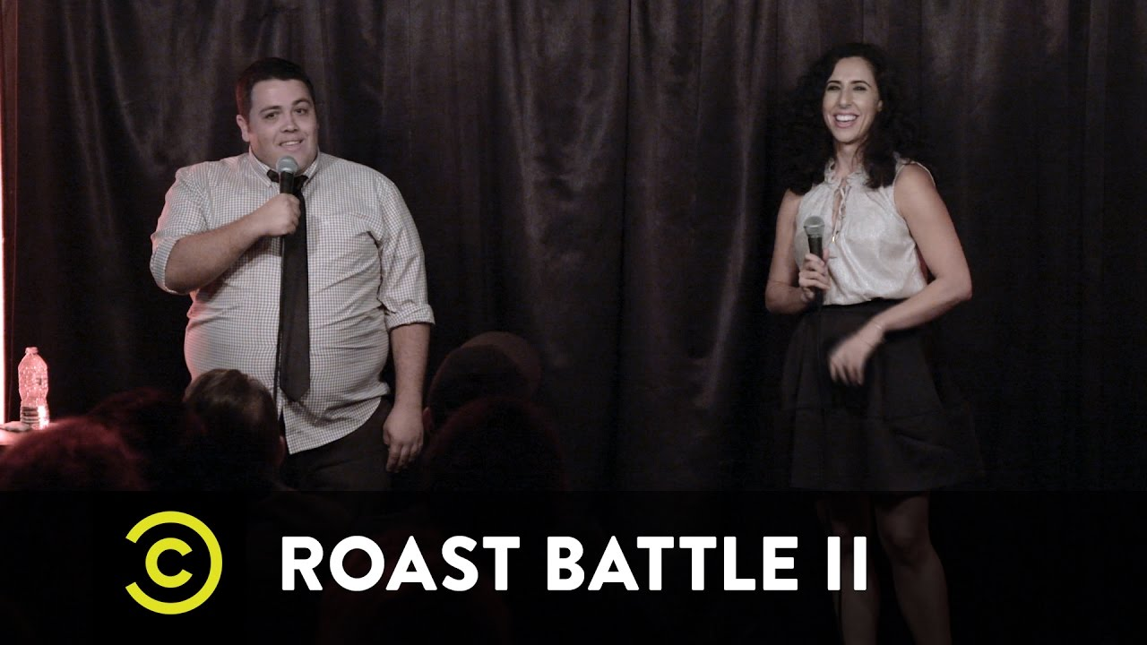 Roast Battle II: L A  Regionals Pt  1 - The Fight for Orange County -  Uncensored