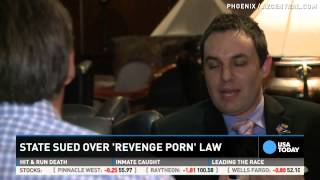 Revenge porn suit wants to prevent the end of sexting