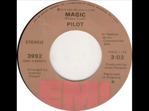 Pilot  Magic 1975