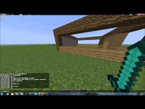 Minecraft huis maken youtube for Huis maken minecraft