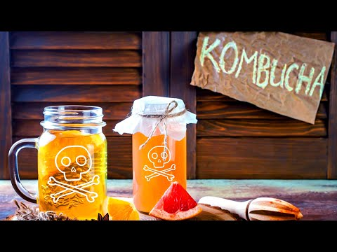 The Kombucha Scam - Hidden Sugar & Lawsuits GALORE!
