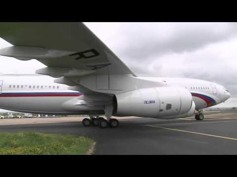 G8 Summit: Russian President Vladimir Putin arrives