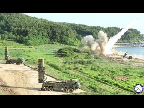 U.S. Army, South Korea Fires Missiles Following North Korean ICBM Test
