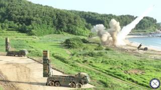 U.S. Army, South Korea Fires Missiles Following North Korean ICBM Test