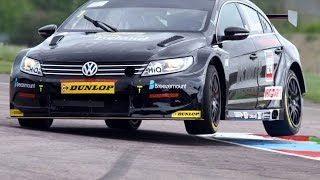 Btcc Preview - Colin Turkington'S Fast Lap Of Oulton Park