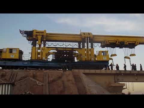 SGR(massive machines used in compeleted SGR  construction-KENYA)-PART 1