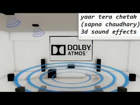 YAAR TERA CHETAK PE IN 3D HD BASS BOOSTED