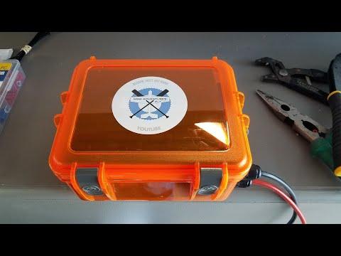 DIY Battery Box for Kayak!