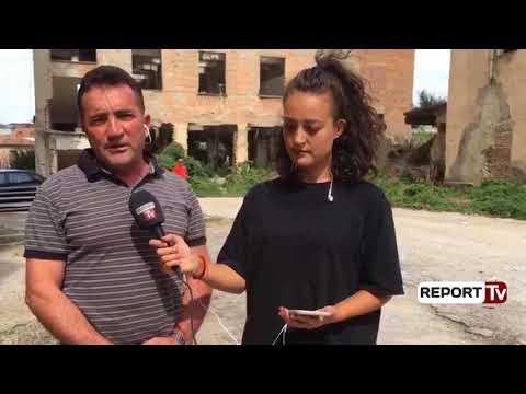 Report Tv-Korçë, godinat 'fantazmë' rrezik për banorët