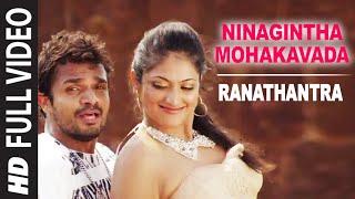 Ninagintha Video Song || Ranathantra || Chinnari Mutta Vijay, Haripriya [HD]
