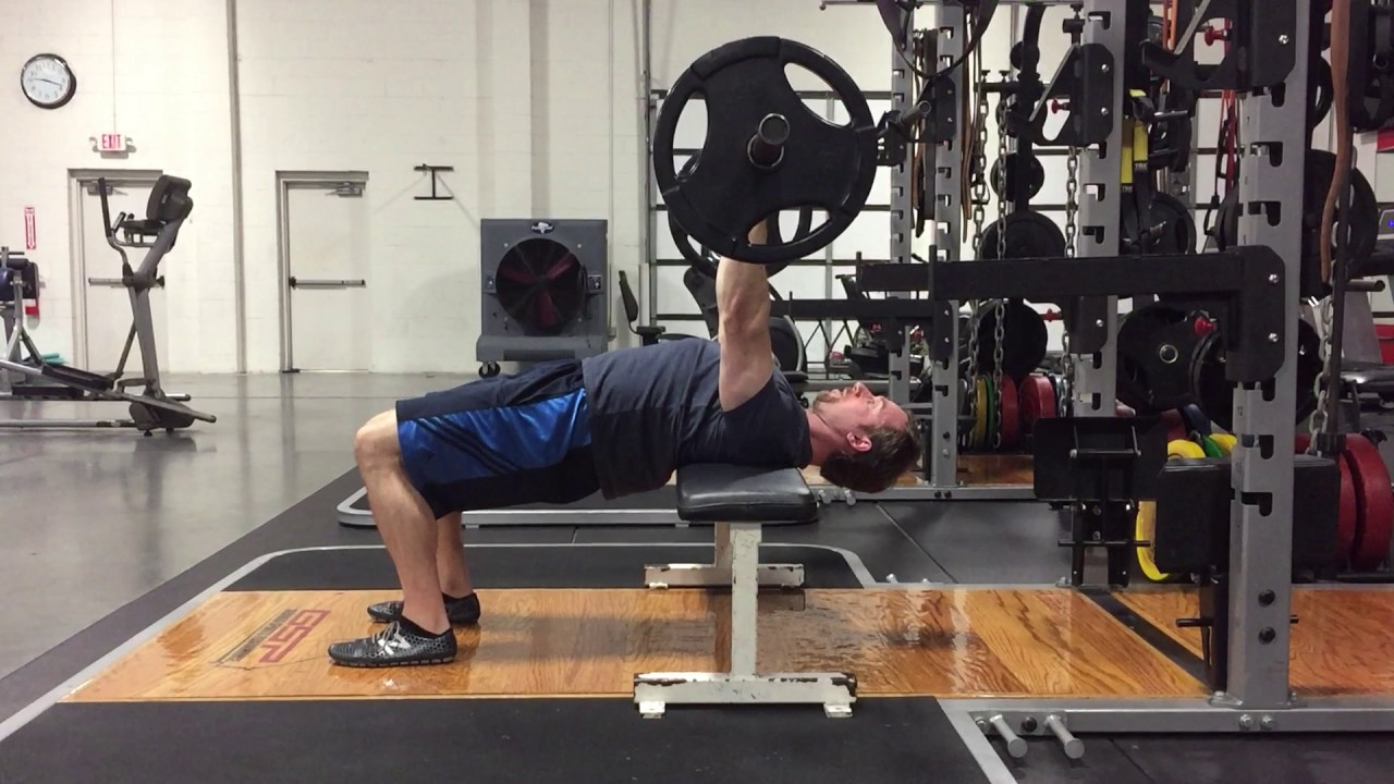 Improve Your Bench Press T Bench Barbell Bench Press