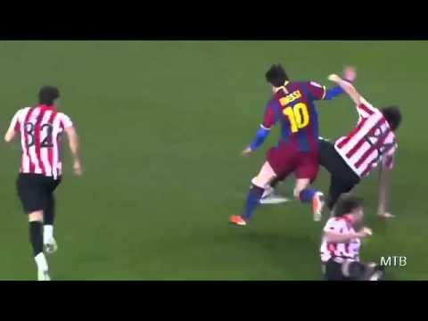 porque Messi es 5 veces mejor del mundo