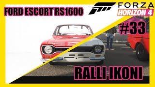Ford Escort RS1600 | Forza Horizon 4 #33 Thrustmaster T300RS thumbnail