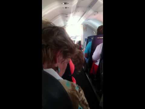 Sharp Airlines Metroliner to Flinders Island TAS