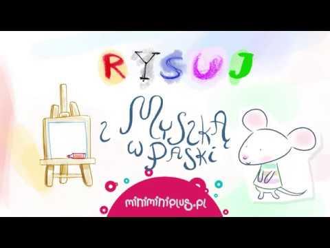 KONKURS | Rysuj w Myszką w Paski | MiniMini+