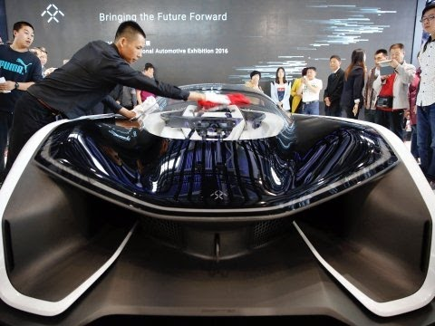 today news faraday future tesla competitor right youtube. Black Bedroom Furniture Sets. Home Design Ideas