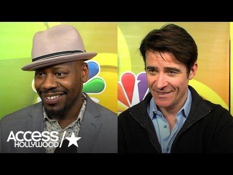 'Timeless': Malcolm Barrett & Goran Višnjić Preview Wild West Episode | Access Hollywood