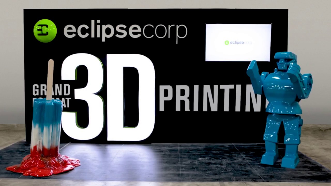 EclipseCorp Secures 8X More Prospects with Massivit 3D Printer