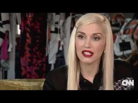 Gwen Stefani CNN Interview NYFW 2014