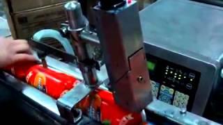 Маркировка масла с помощью оборудования от  НПП