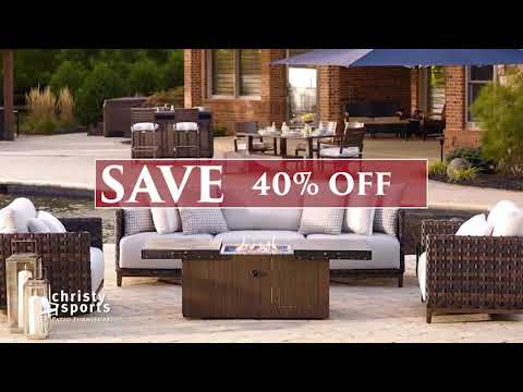 Christy Sports Patio Furniture   Midsummer Sale 2017
