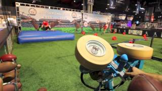 NCAA® Football, Hockey, Lacrosse, & More at Bracket Town™ | Dude Perfect