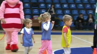 Урок детской школы с элементами футбола Ростов-на-Дону