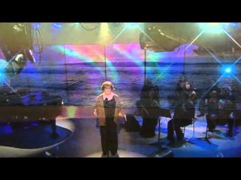 SUSAN BOYLE - Both Sides Now