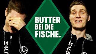 BUTTER BEI DIE FISCHE - Finn Lemke - Handball-Nationalspieler   SV Werder Bremen
