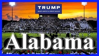 LIVE Donald Trump Alabama Madison Rally JEFF SESSIONS Endorsement FULL SPEECH HD February 28 2016 ✔ Free HD Video