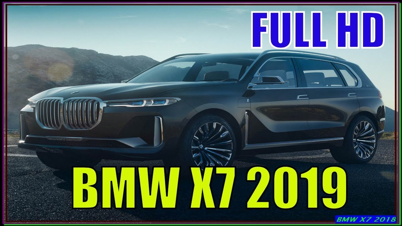 BMW X7 2018   New 2018 BMW X7 SUV Reviews Interior And Exterior