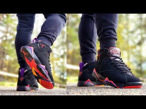 Top 5 Jordan 7's #nike #jordans #sneakers