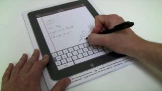 iPad Note-Pad by TechRestore