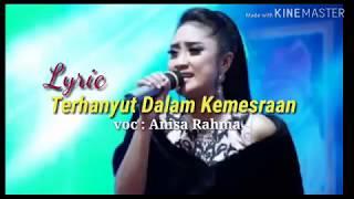 Download Lirik | Anisa Rahma - Terhanyut Dalam Kemesraan New Pallapa