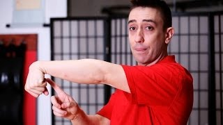 How to Do Hyun Sau aka Circling Hand | Wing Chun
