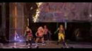 Girlicious - Like Me live @ MuchMusic Video Awards 2008