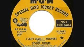 Spyder Turner I Can