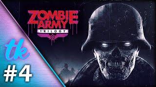 ZOMBIE Army Trilogy - Episodio 1 - Mision 4 - Español (1080p)