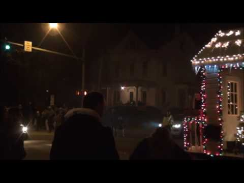 11-25-2016 - Parade Of Lights In Bloomsburg, PA