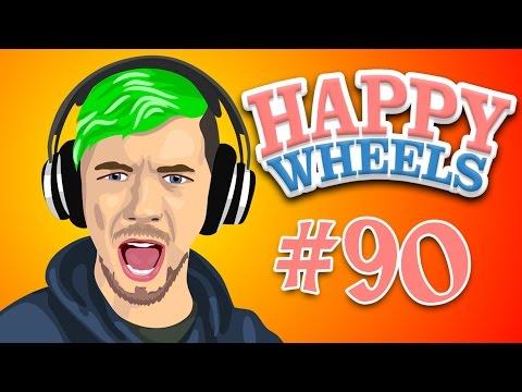 JETPACK JACK | Happy Wheels - Part 90