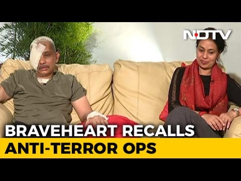 Every Solider Wants A Medal On The Chest: CRPF Hero Chetan Cheeta