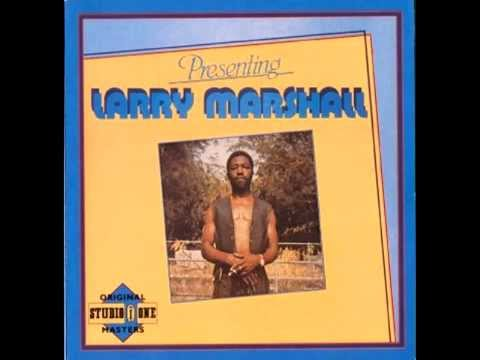 Larry Marshall - Presenting Larry Marshall - Album