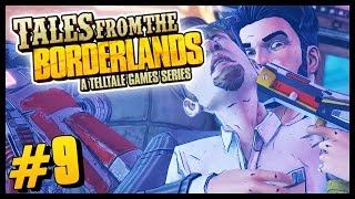 Tales From The Borderlands - Episode 2 - Part 4 - Finale