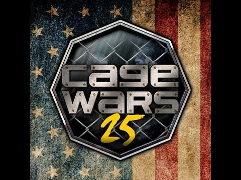 Cage Wars 25 Tyler Jacques vs James Hilton